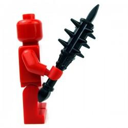 Lego Accessoires Minifig Custom BRICKWARRIORS Holy Water Sprinkler (Noir) (La Petite Brique)