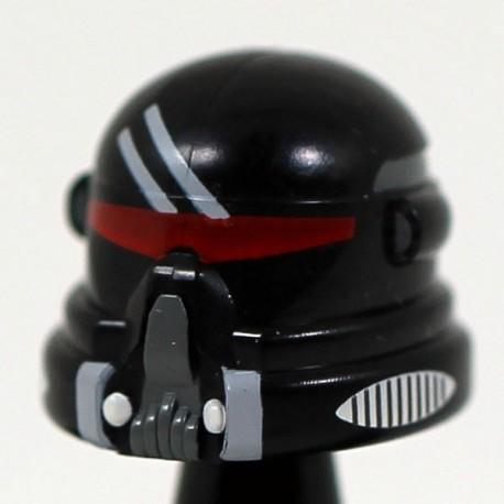 Lego Accessoires Minifig Custom CAC Casque Airborne Shadow (La Petite Brique)