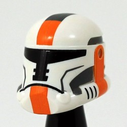Or Orange Leader Helmet