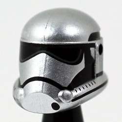 Or New World Silver Helmet