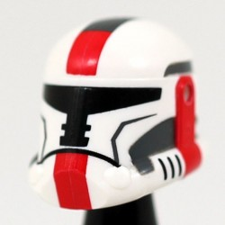 Or Red Leader Helmet