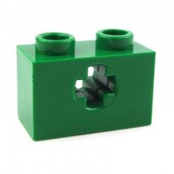 Brick 1x2 (with Axle Hole)