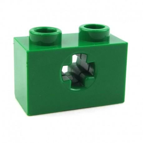 Lego Pièces Détachées Brique 1x2 (with Axle Hole) La Petite Brique