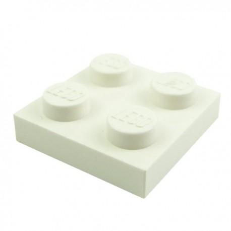 LEGO ®//2x4 plaques jaune//10 pièces