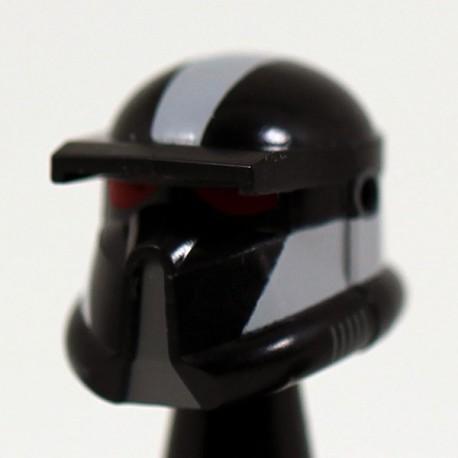 Lego Accessoires Minifig Star Wars Clone Army Customs - Clone Army Customs - Casque Driver Shadow