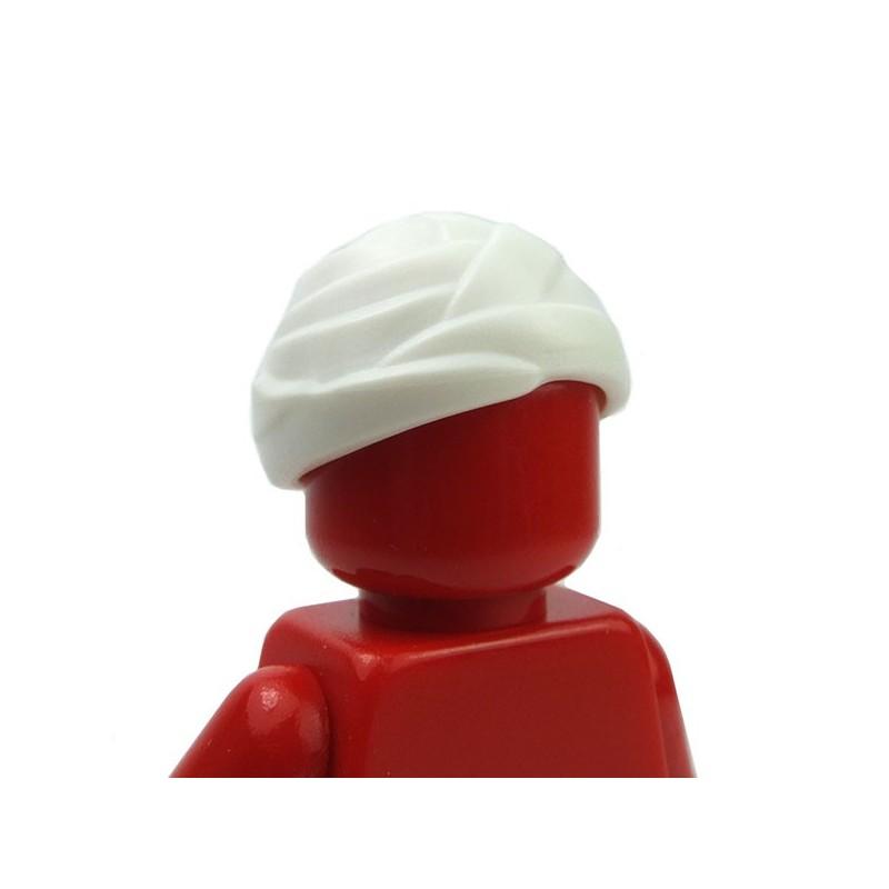 NEW Lego City Minifig RED BASEBALL CAP Boy Girl Minifigure Sports Hat w//White