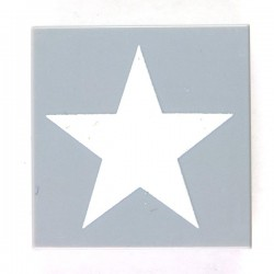 eclipseGRAFX - Military Star (Tile 2x2 - LBG)