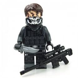 Lego minifigure custom eclipseGRAFX - Minifig Reaper
