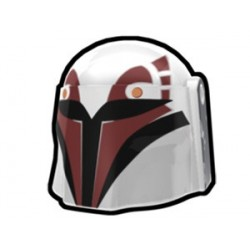 Arealight - White Rebel Hunter Helmet