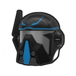 Arealight - Black Shae Vizla Merc Helmet