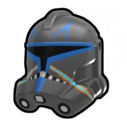 Arealight - Dark Gray Rex Trooper Helmet