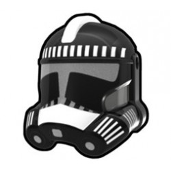 Lego Accessoires Custom Star Wars Arealight - Arealight - Casque Black Thire Trooper
