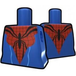 Arealight - Blue Curved Torso with Arachne Dress