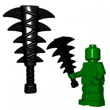 Lizardman Sword (Noir)