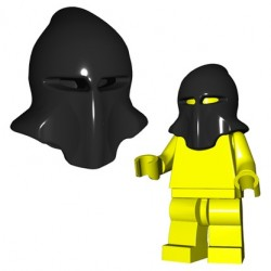 Brick Warriors - Executioner Hood (Black)