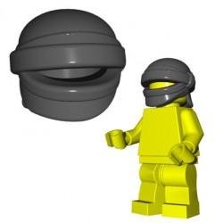 Brick Warriors - Head Wrap (Dark Grey)