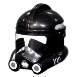 Lego Accessoires Minifig Star Wars Custom Clone Army Customs - Casque Shadow Phase 2 Trooper