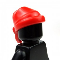 Lego Accessoires Minifigure - Rag Wrap / Bandana (Rouge)
