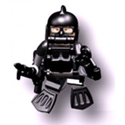 Si-Dan Toys - Underwater Demolition TM Seals (Black)