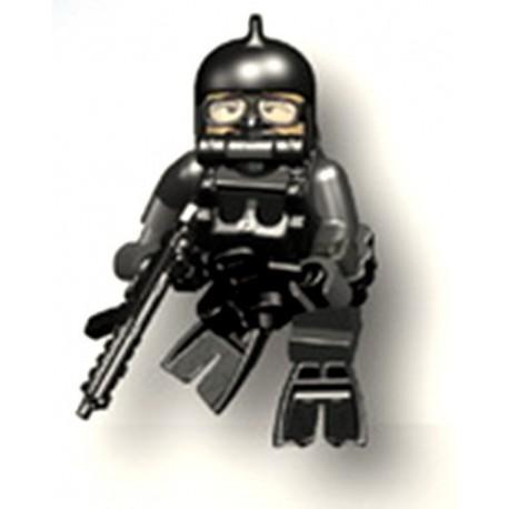 Si-Dan Toys - Underwater Demolition TM Seals 03 (Black)