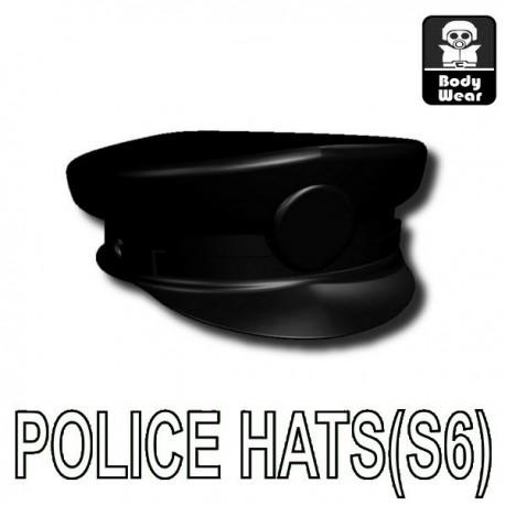 Si-Dan Toys - Police Hat S6 (Black)