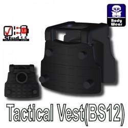 Si-Dan Toys - Police Vest BS12 (Black)