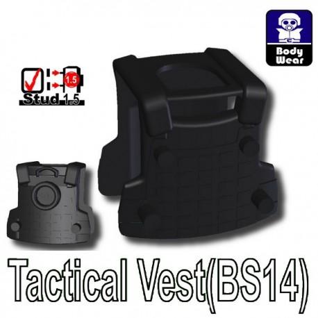 Si-Dan Toys - Tactical Vest BS14 (Black)