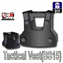 Si-Dan Toys - Tactical Vest BS15 (Black)