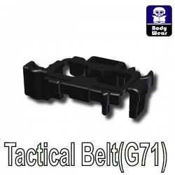 Si-Dan Toys - Tactical Belt G71 (Black)