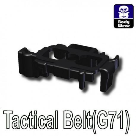Si-Dan Toys - Tactical Belt G71 (Black)