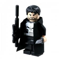 Lego Minifigure Custom eclipseGRAFX - Minifig The Punisher