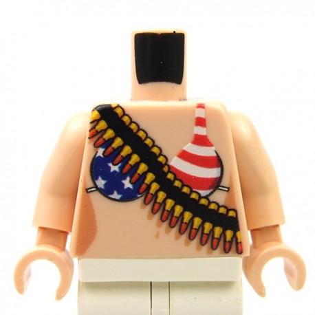 Lego eclipsegrafx custom minifig bikini america torso for Graf custom homes