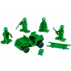 7595 - Army Men on Patrol