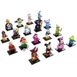 LEGO Serie DISNEY - 16 minifigures - 71012