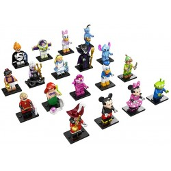 LEGO Series DISNEY - 16 minifigures - 71012