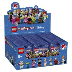 LEGO Series DISNEY - box of 60 minifigures - 71012