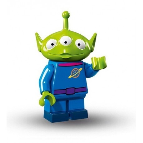 Lego Minifigure Serie DISNEY - Alien Toy Story (71012)