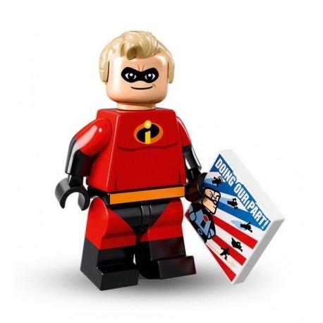 Lego Minifigure Serie DISNEY - M. Incroyable (Les Indestructibles) (71012)