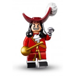 Lego Minifigure Serie DISNEY - Capitaine Crochet (71012)