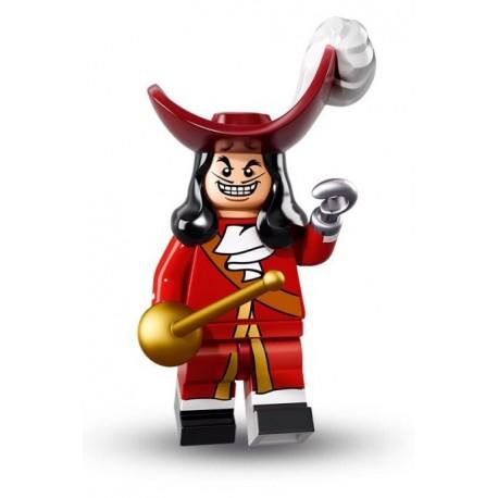 Lego Minifigure Serie DISNEY - Capitaine Crochet (71012)