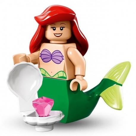 Lego Minifigure Serie DISNEY - Ariel (71012)