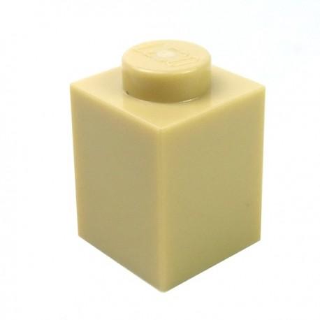 LEGO - Brique 1x1 (Beige)