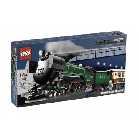 Lego 10194 - Emerald Night Train
