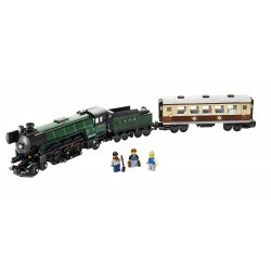 Lego - 10194 - Emerald Night Train