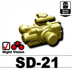Si-Dan Toys - Night Vision (SD-21) (Beige Foncé)