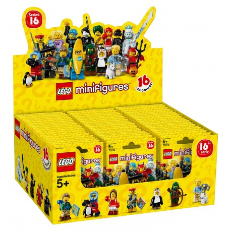 LEGO Series 15 - box of 60 minifigures - 71011