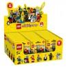 LEGO 71013- Boite complète de 60 sachets - Série 16 Minifigures