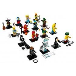 LEGO Serie 16 - 16 minifigures - 71013