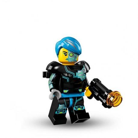 LEGO Minifig - La Cyborg