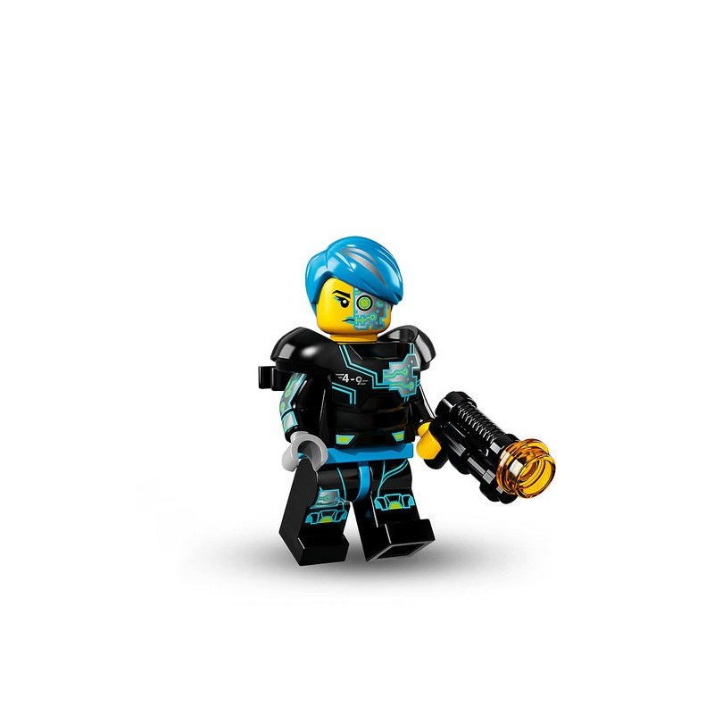 Lego Minifigures Series 16 Cyborg
